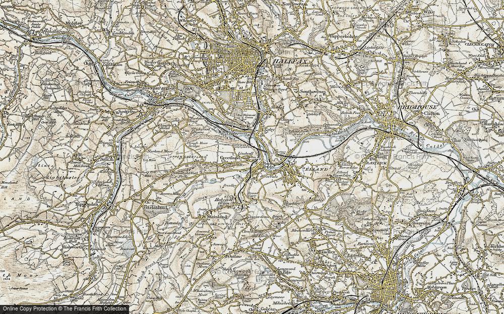 West Vale, 1903