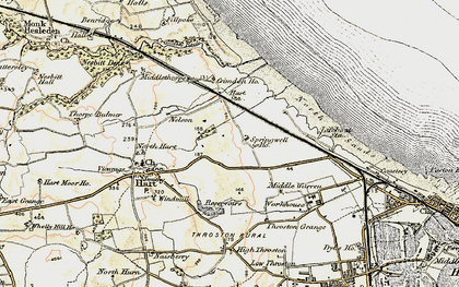 Old map of West View in 1901-1904