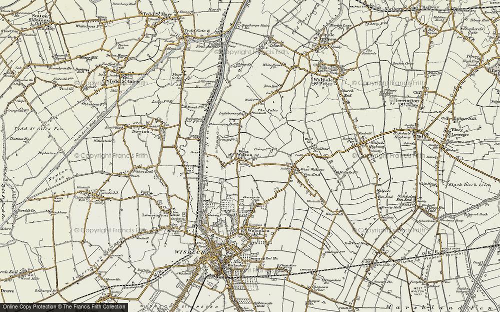 West Walton, 1901-1902