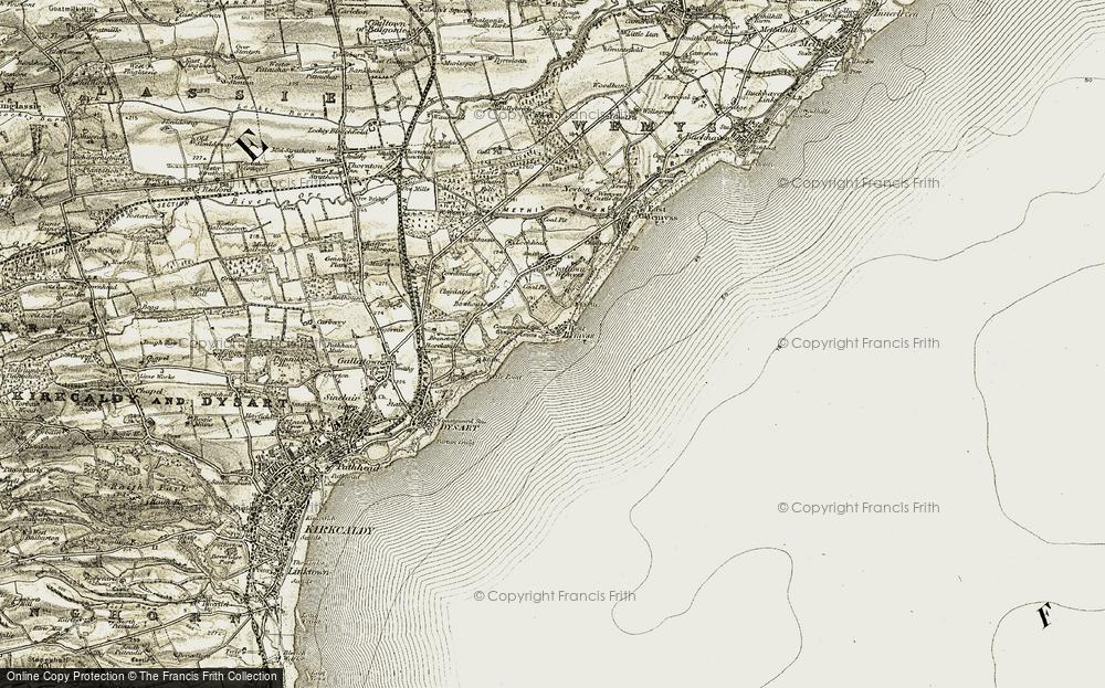 West Wemyss, 1903-1908