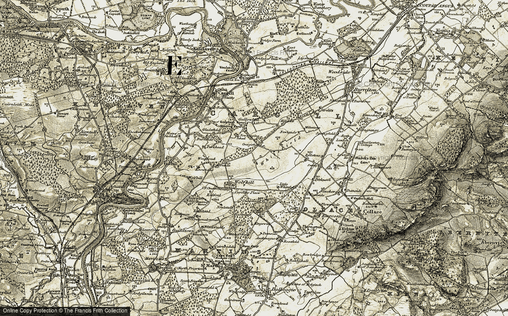 West Whitefield, 1907-1908