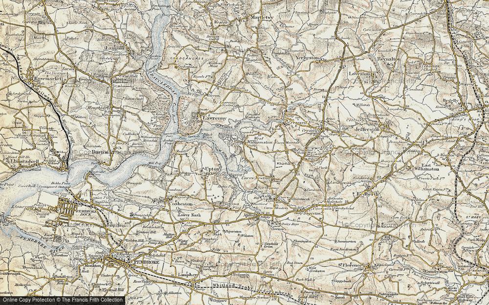 West Williamston, 1901-1912