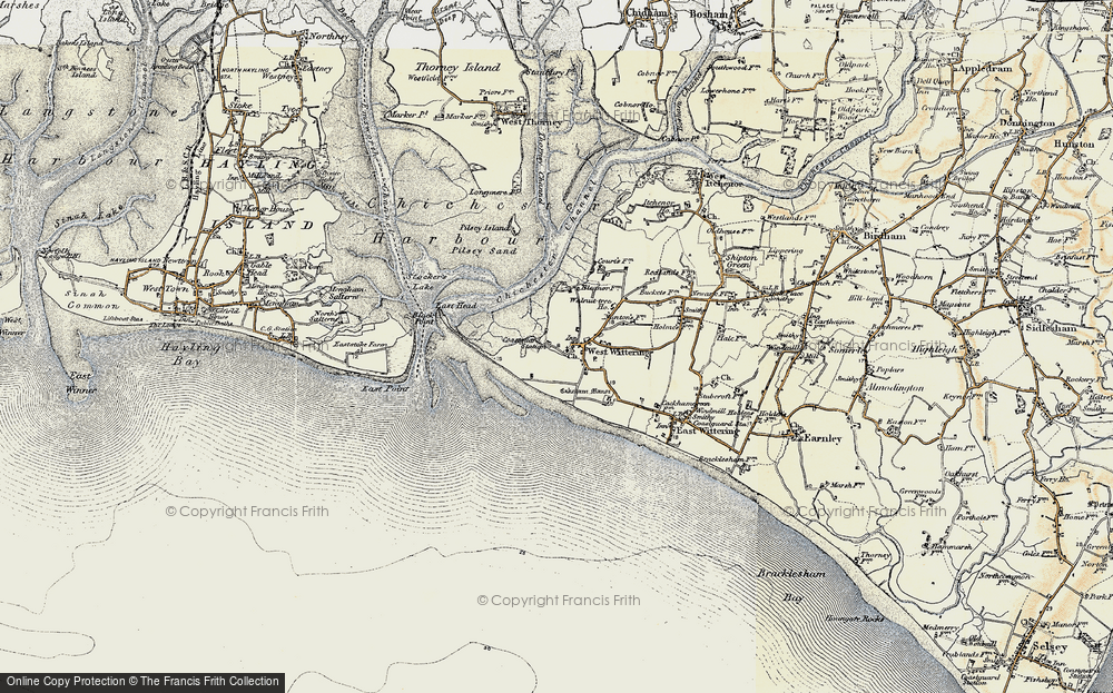 West Wittering, 1897-1899
