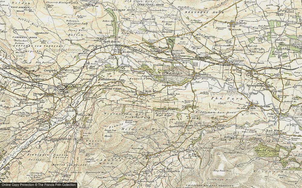 West Witton, 1903-1904