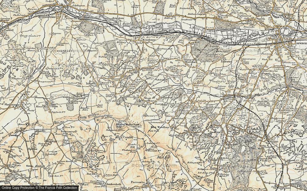West Woodhay, 1897-1900