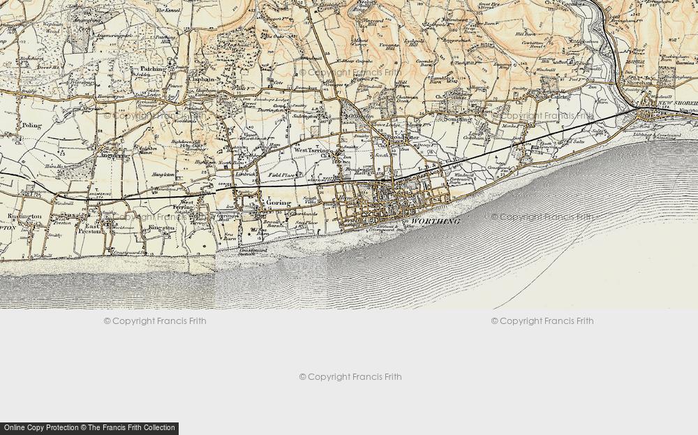 West Worthing, 1898