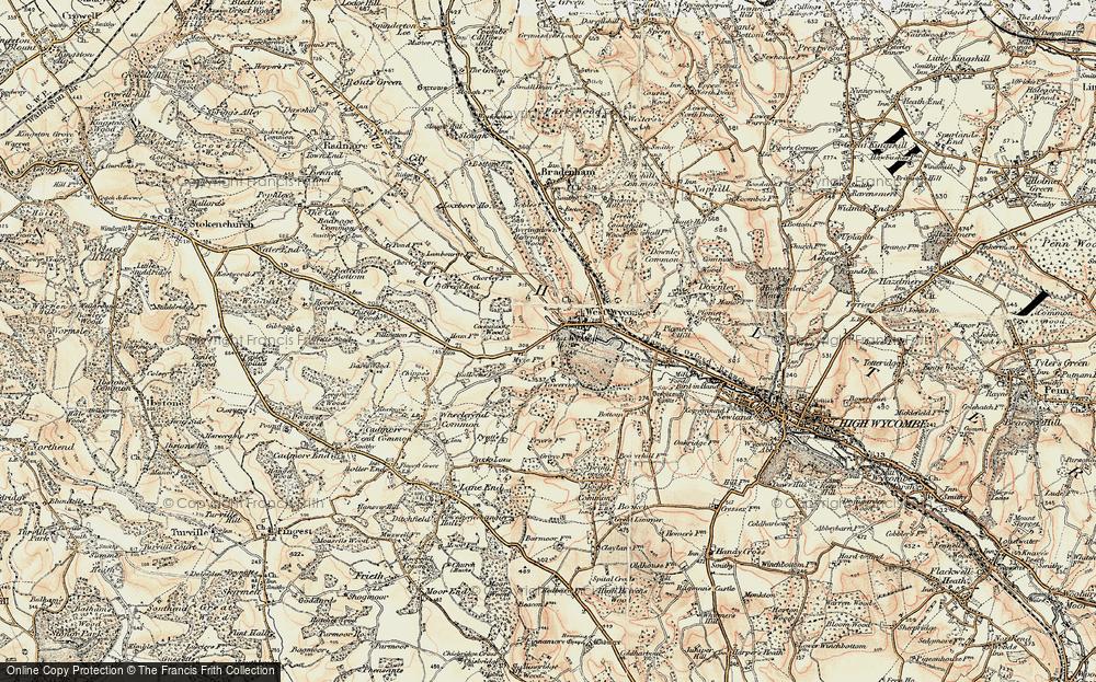 West Wycombe, 1897-1898
