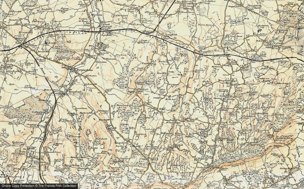West Yoke, 1897-1898