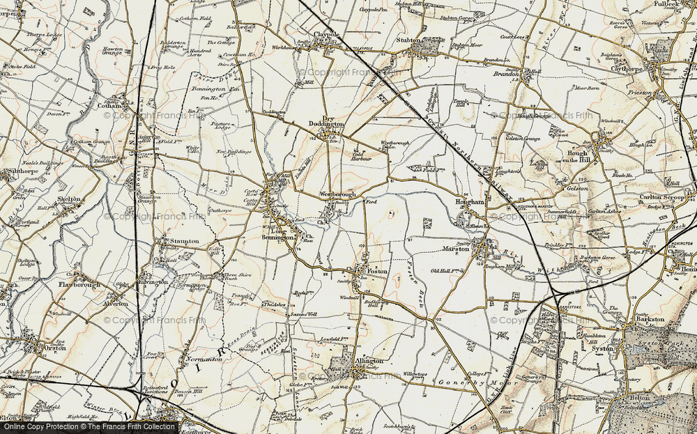 Westborough, 1902-1903