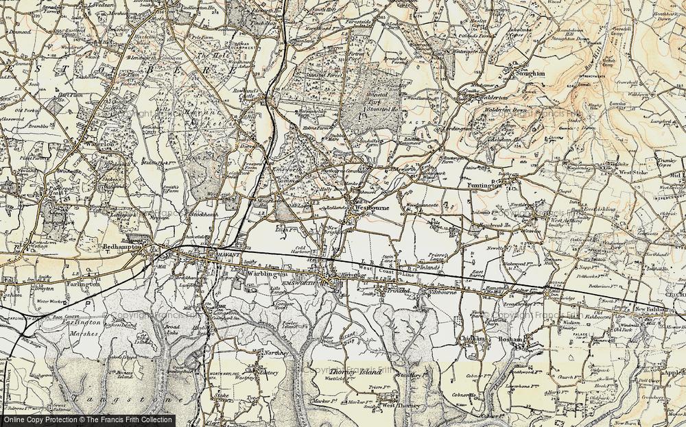 Westbourne, 1897-1899