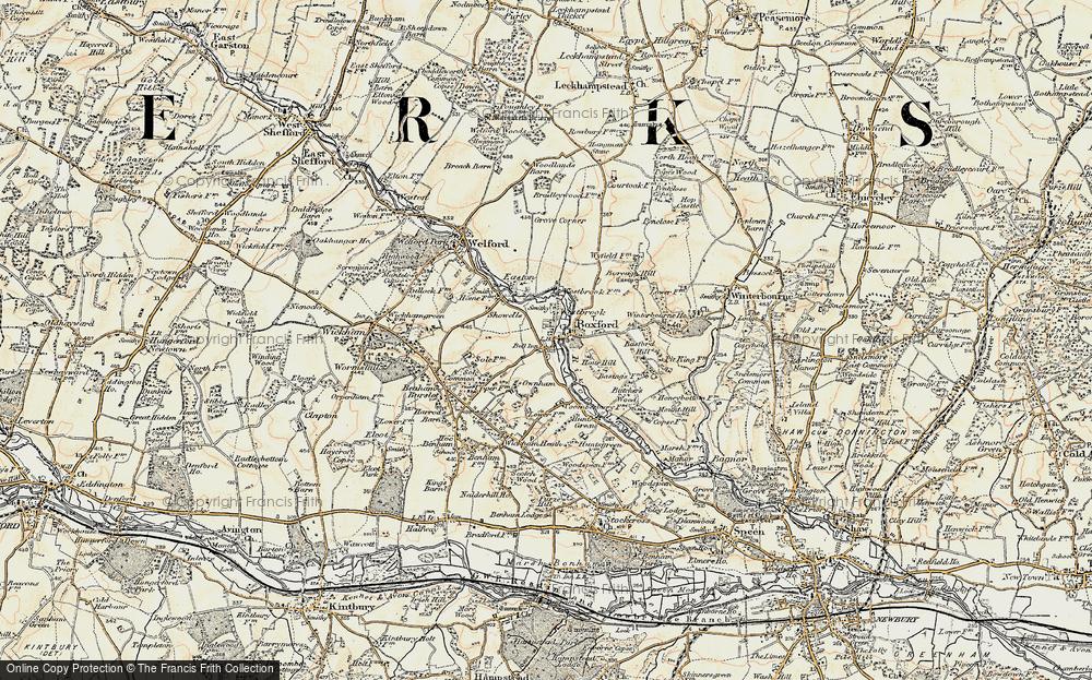 Westbrook, 1897-1900