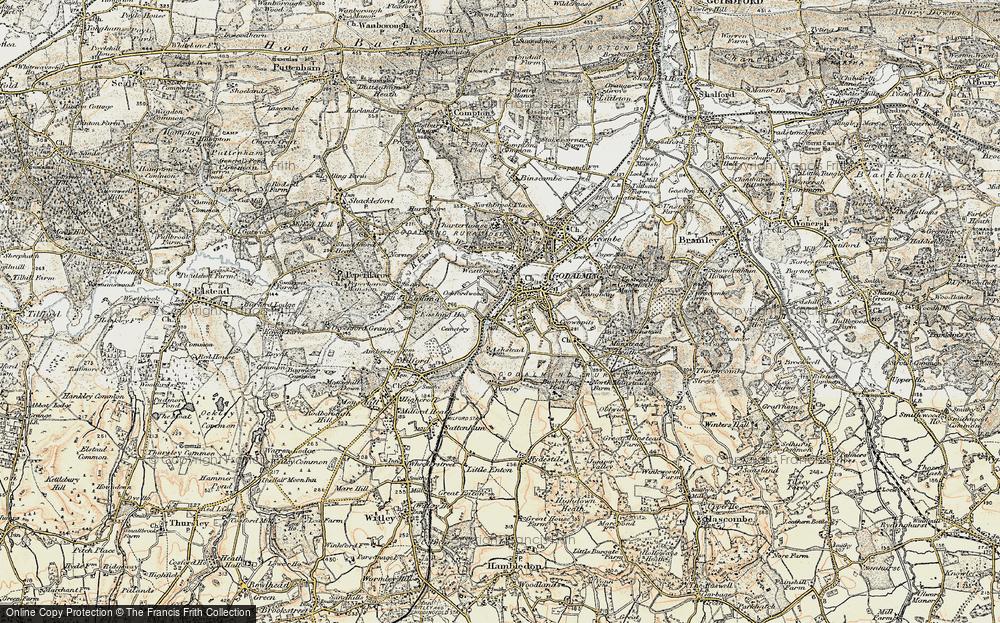Westbrook, 1897-1909