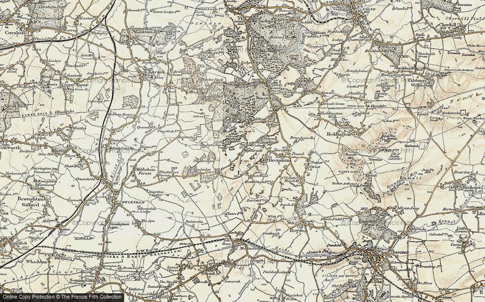 Westbrook, 1898-1899