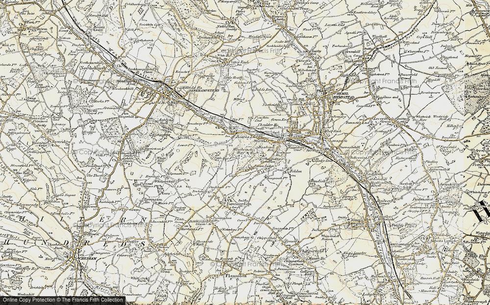 Westbrook Hay, 1897-1898