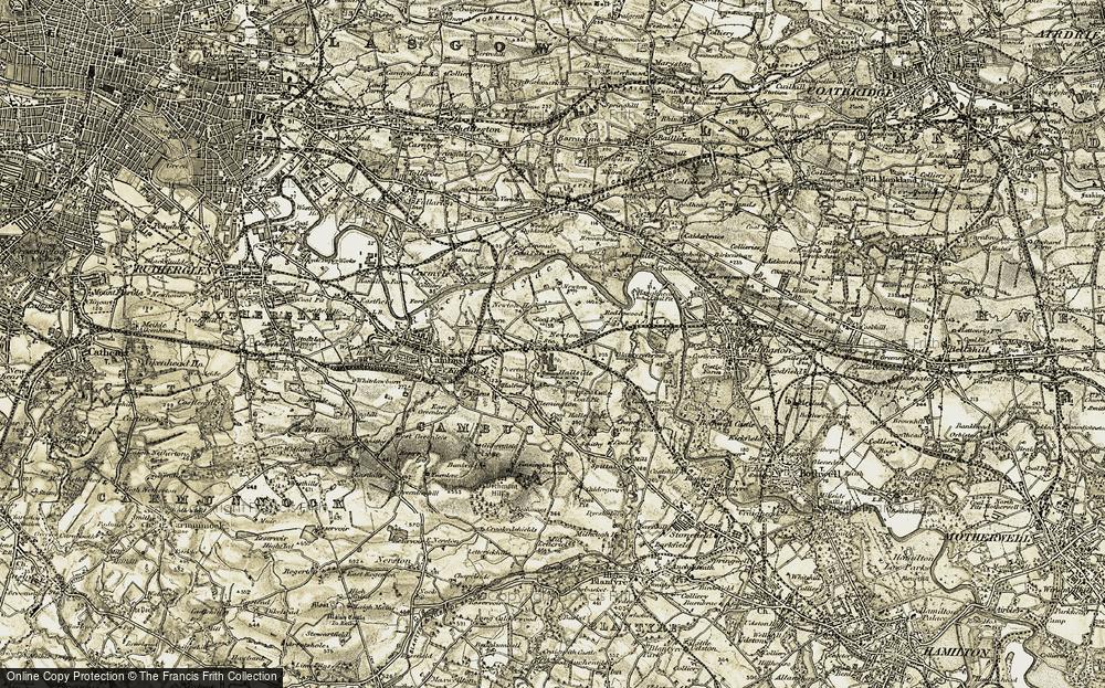 Westburn, 1904-1905