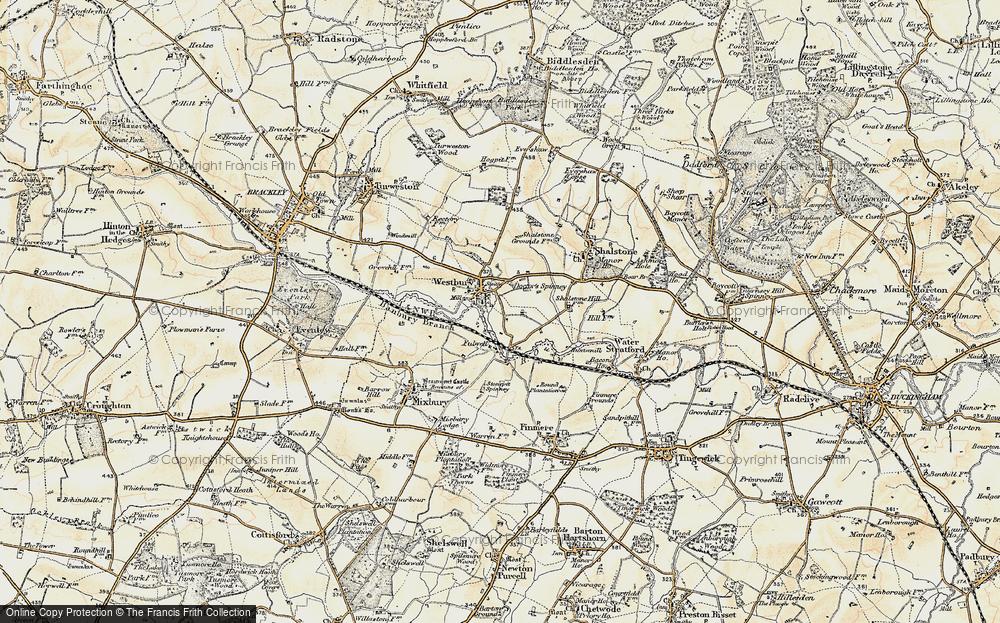 Westbury, 1898-1901