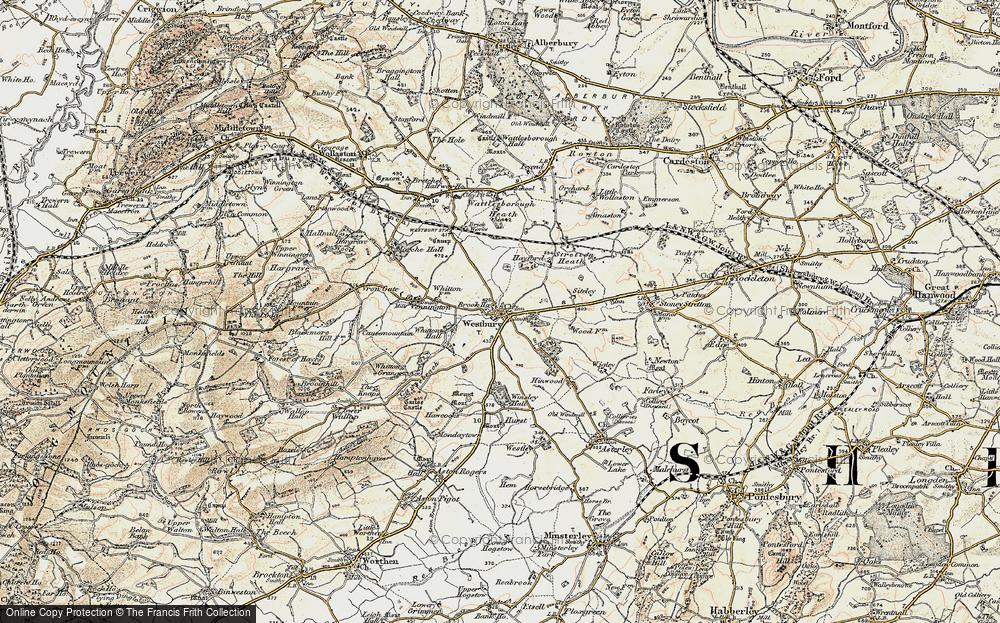Westbury, 1902