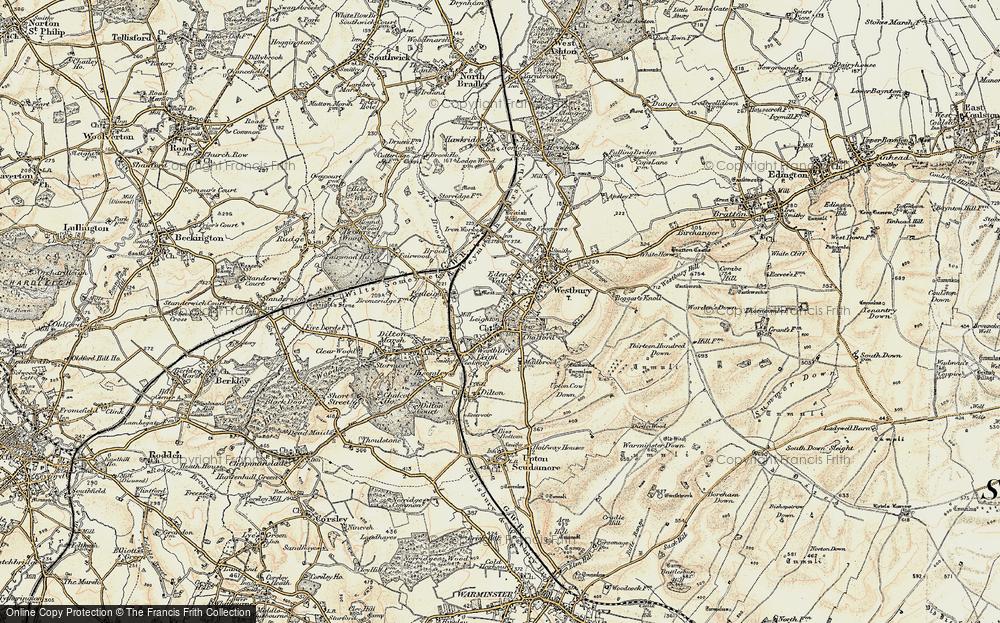 Westbury Leigh, 1898-1899