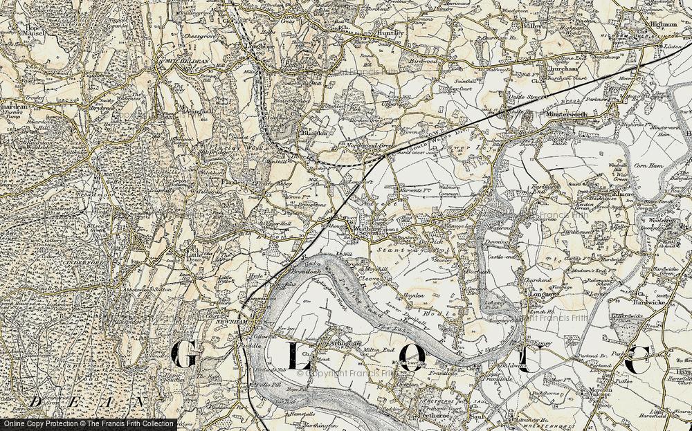 Westbury-on-Severn, 1898-1900