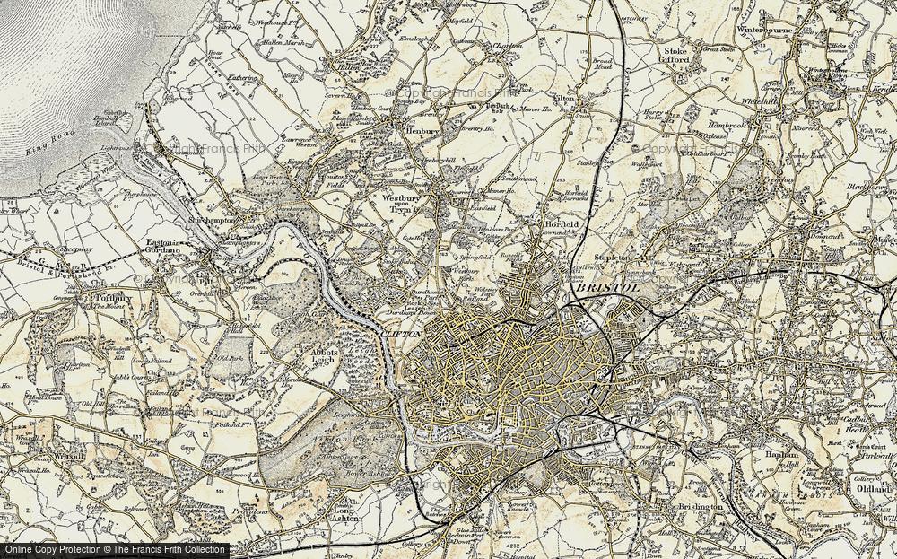 Westbury Park, 1899