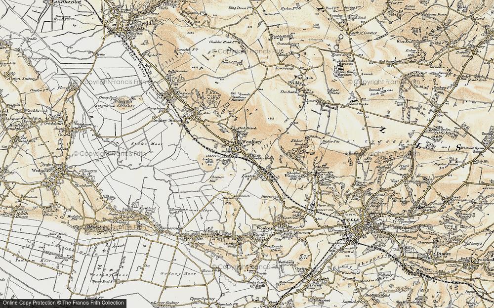 Westbury-sub-Mendip, 1899