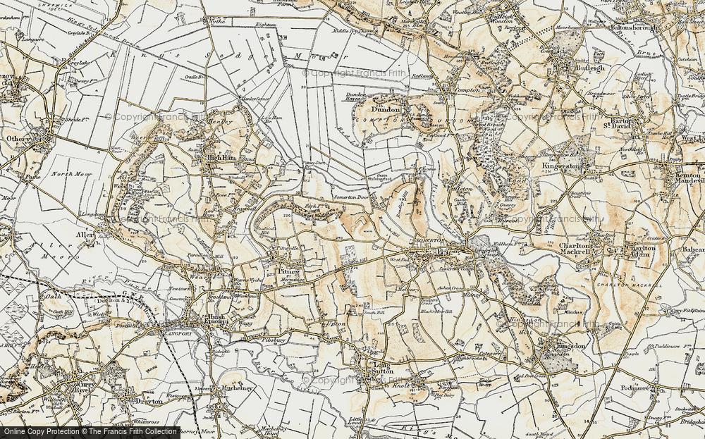Westcombe, 1898-1900