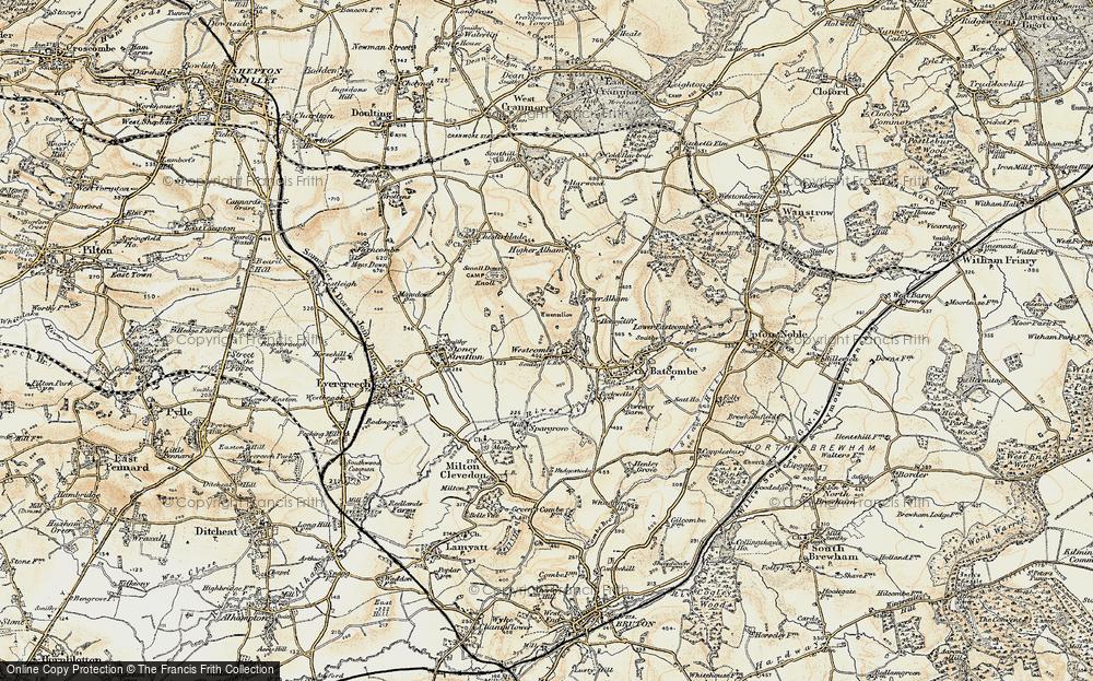 Westcombe, 1899