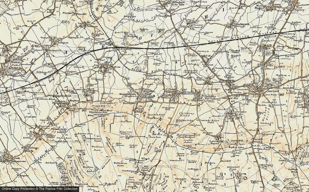Westcot, 1897-1899