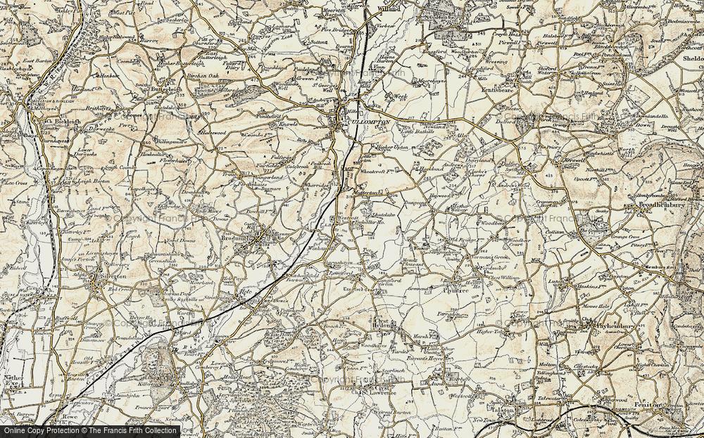 Westcott, 1898-1900
