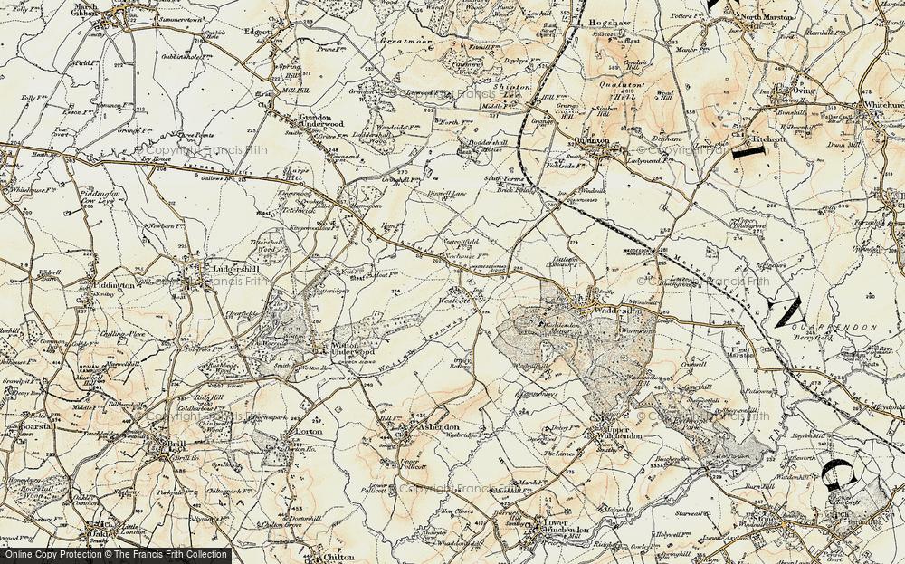 Westcott, 1898