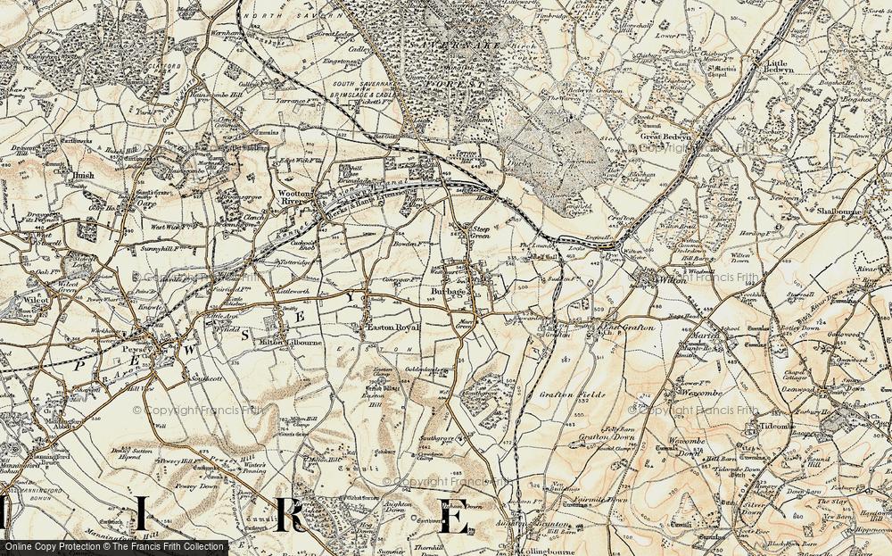 Westcourt, 1897-1899