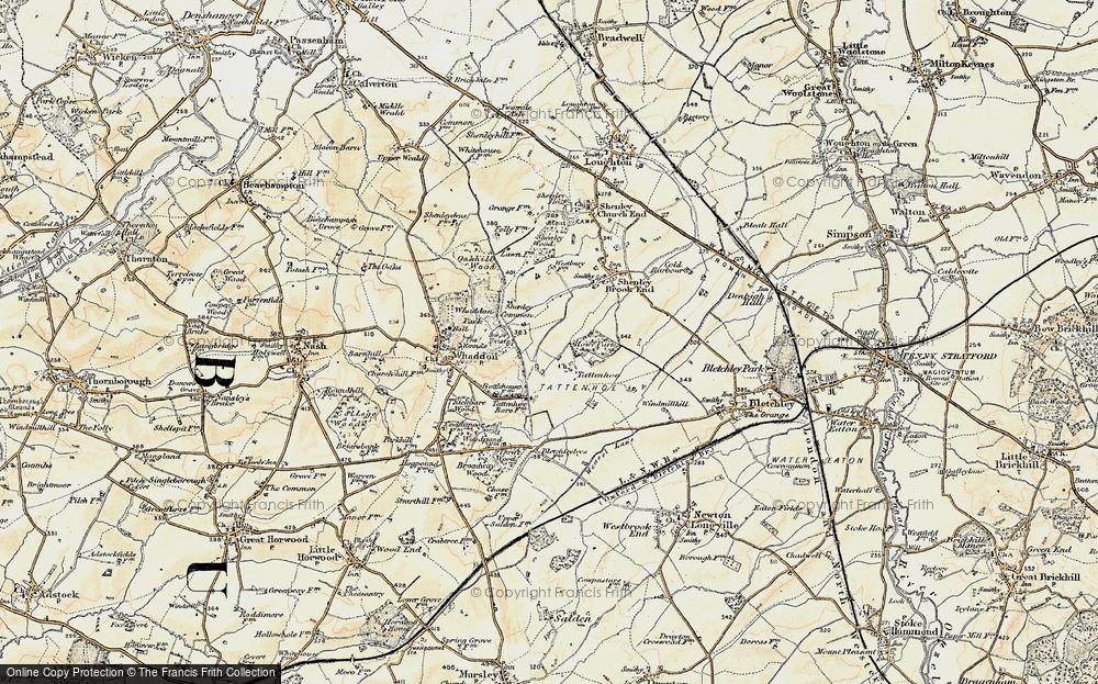 Westcroft, 1898-1901
