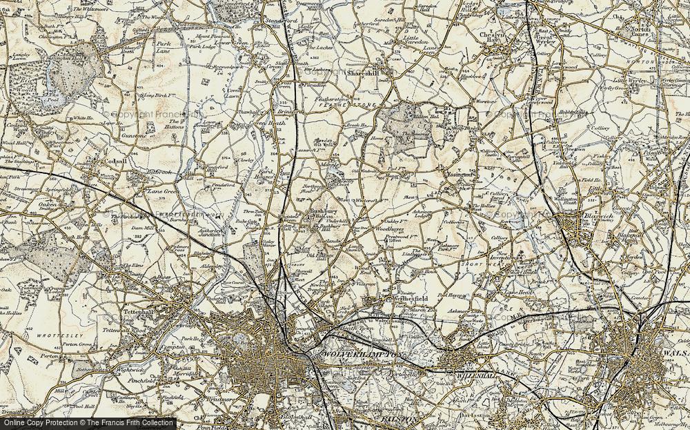 Westcroft, 1902