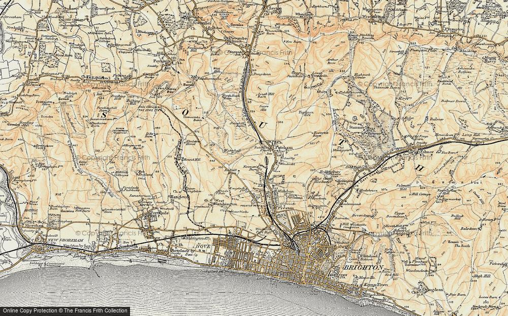 Westdene, 1898