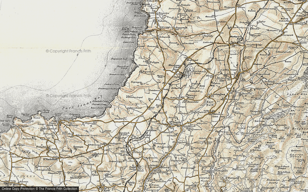 Westdowns, 1900
