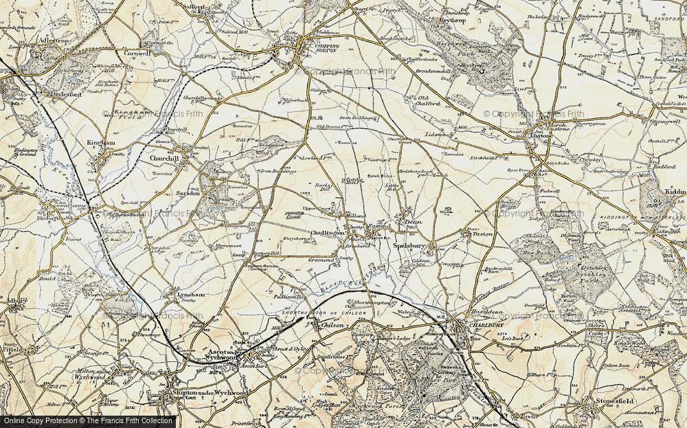 Westend, 1898-1899