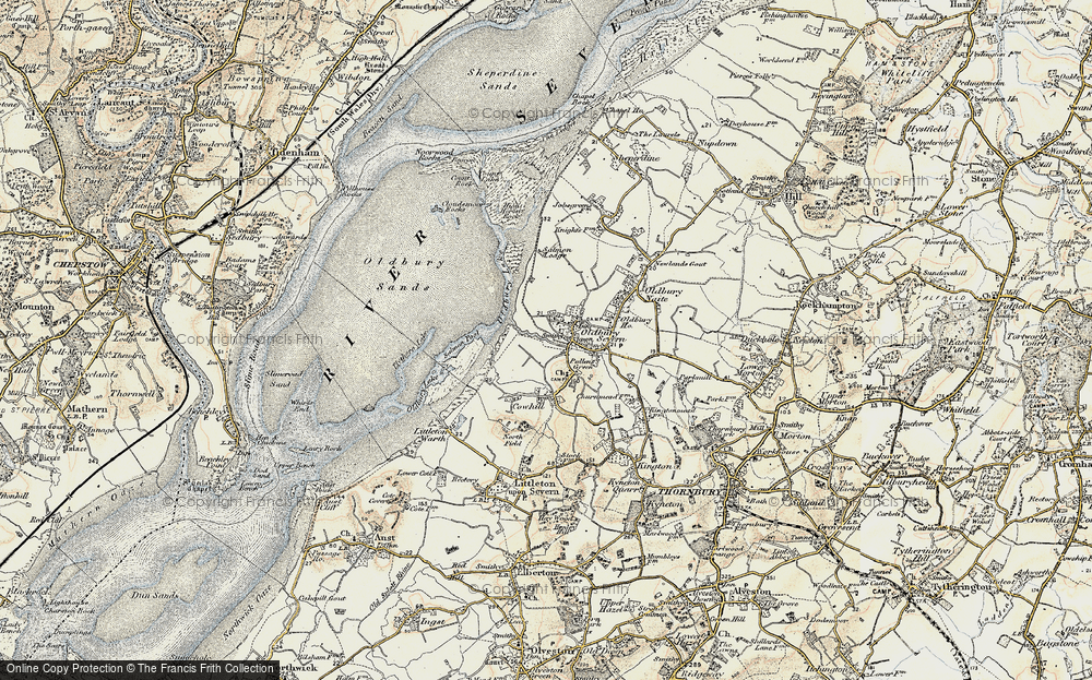 Westend, 1899