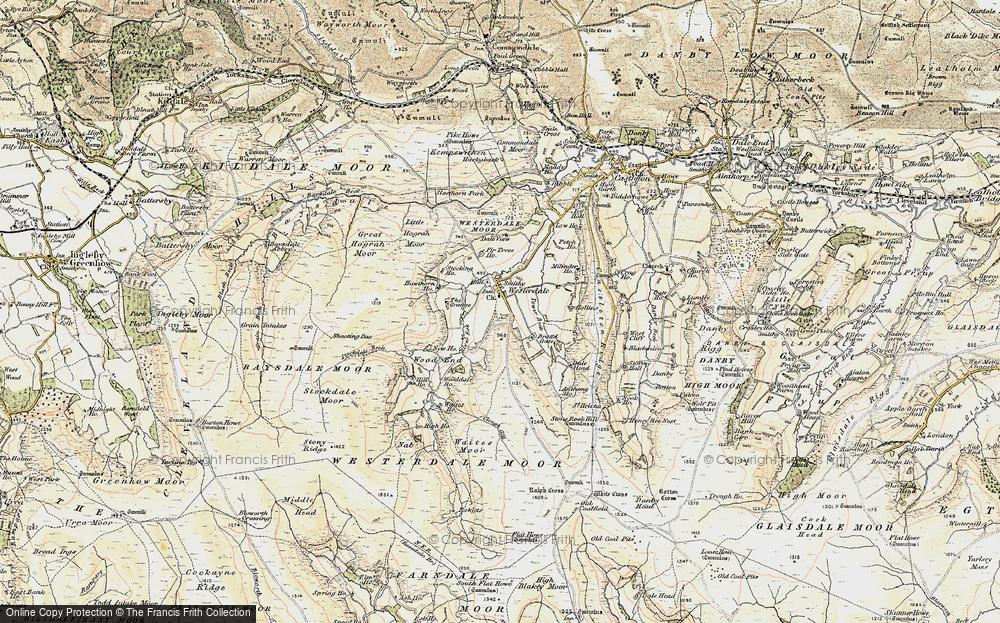 Westerdale, 1903-1904