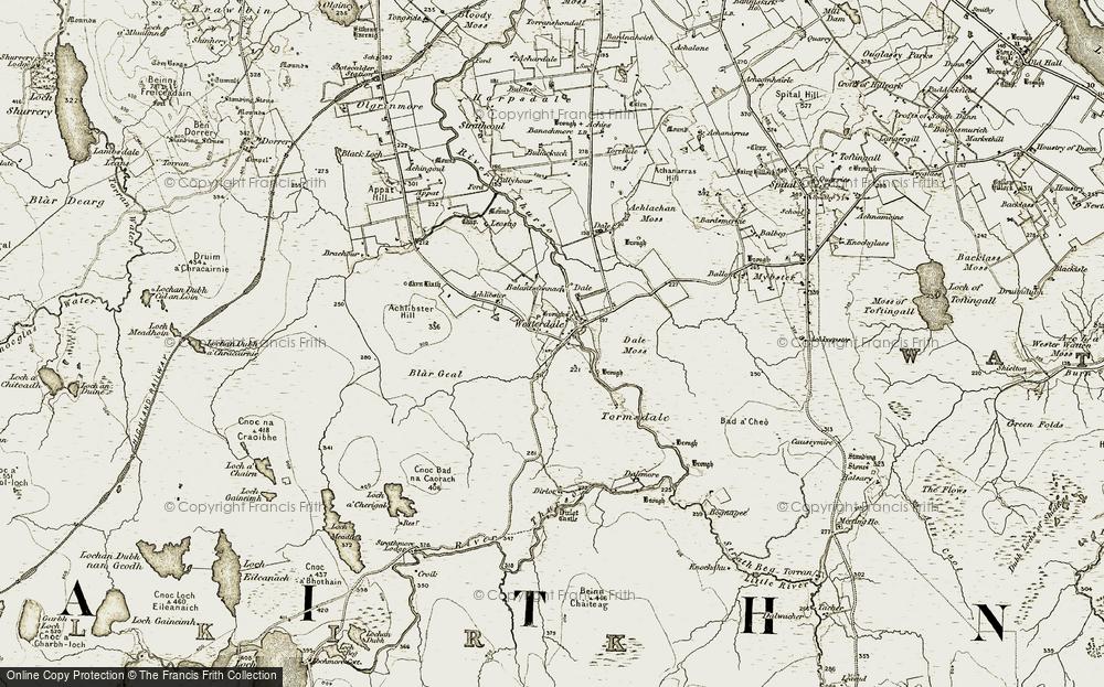 Westerdale, 1911-1912