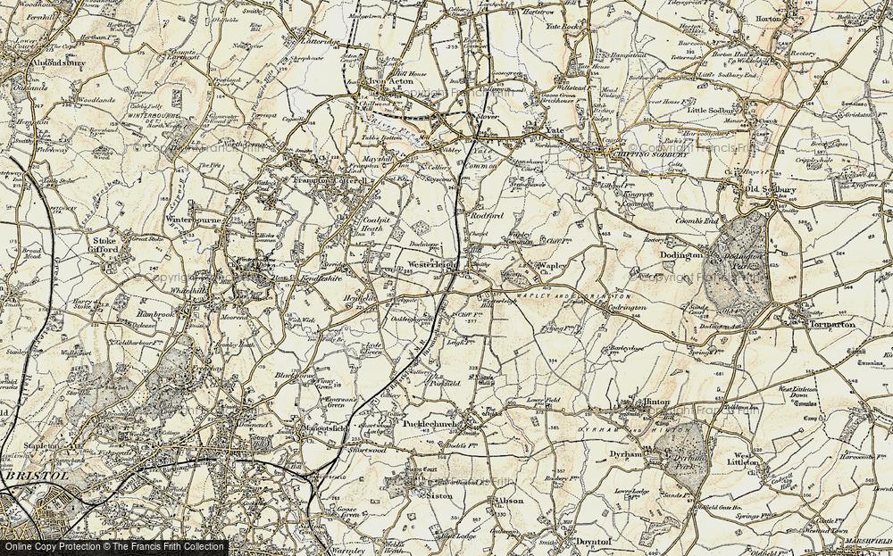 Westerleigh, 1899
