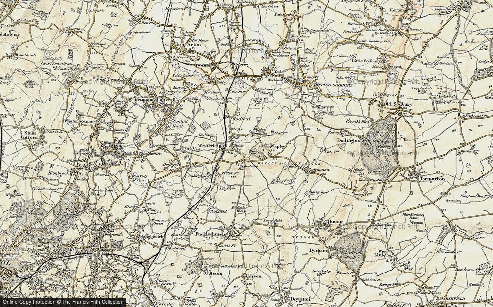 Westerleigh Hill, 1899