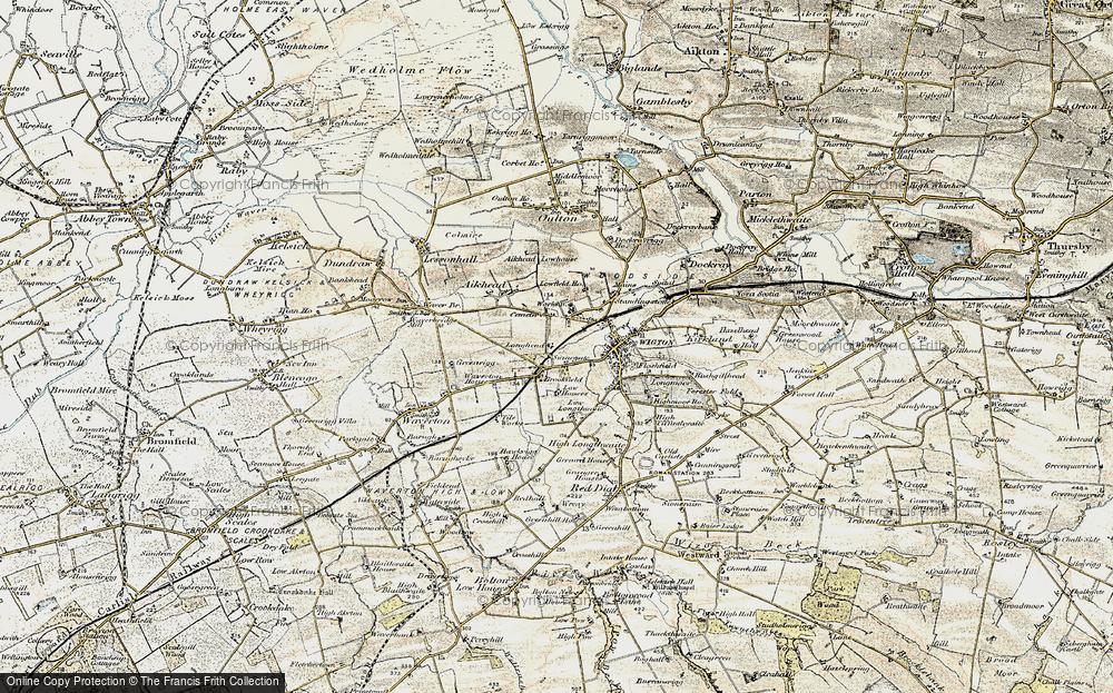 Western Bank, 1901-1904