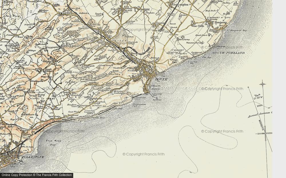 Western Heights, 1898-1899