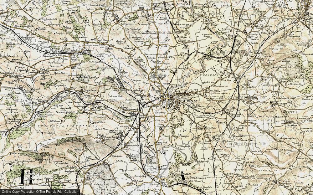 Western Hill, 1901-1904