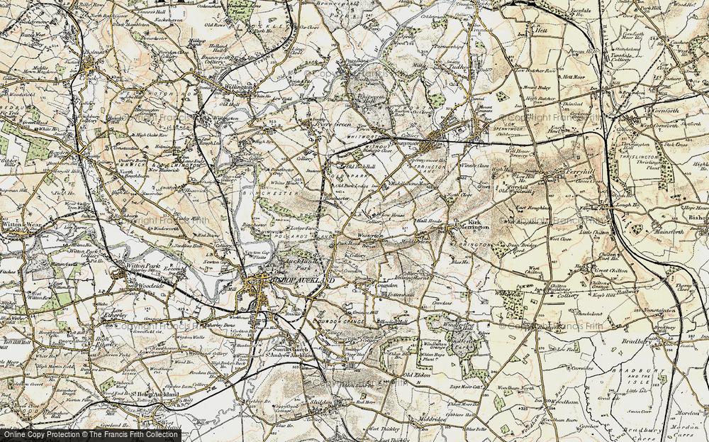 Westerton, 1903-1904