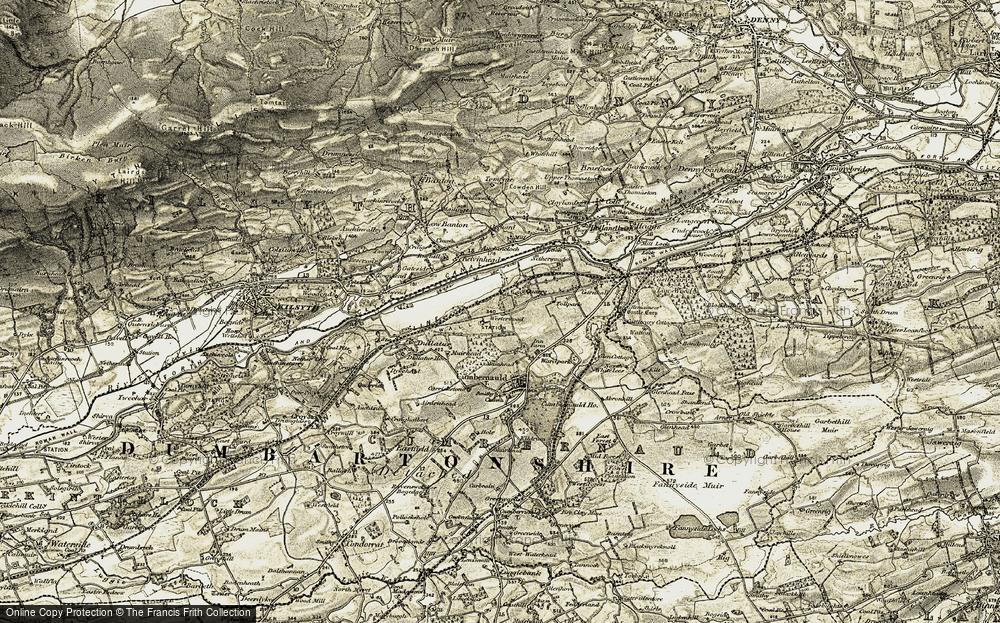 Westerwood, 1904-1907