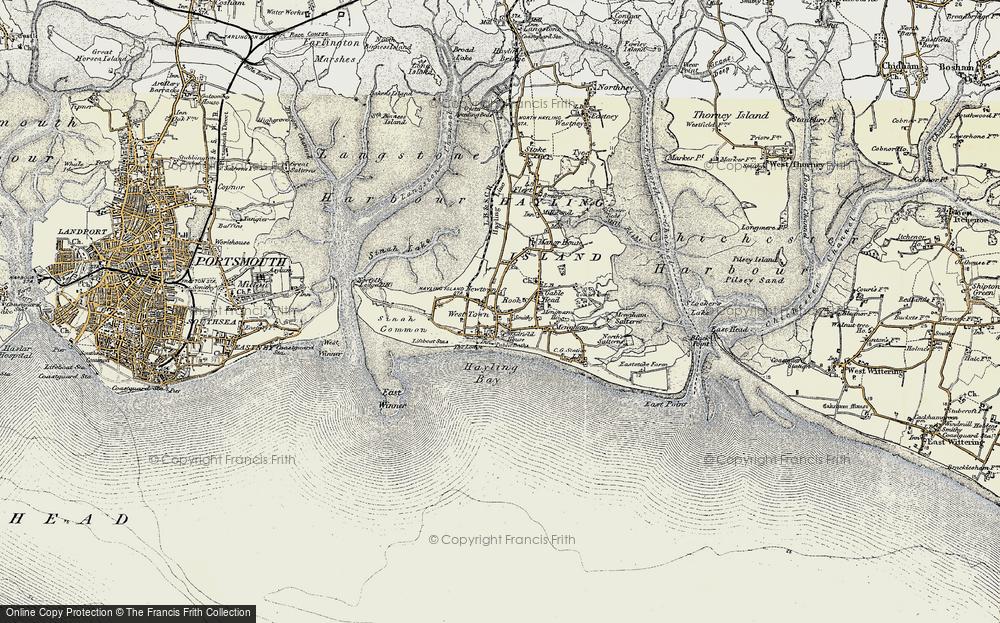 Westfield, 1897-1899