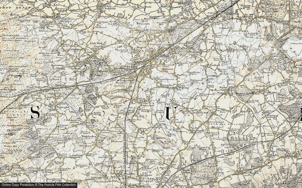 Westfield, 1897-1909