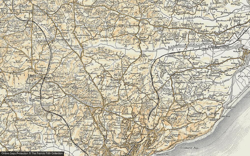 Westfield, 1898