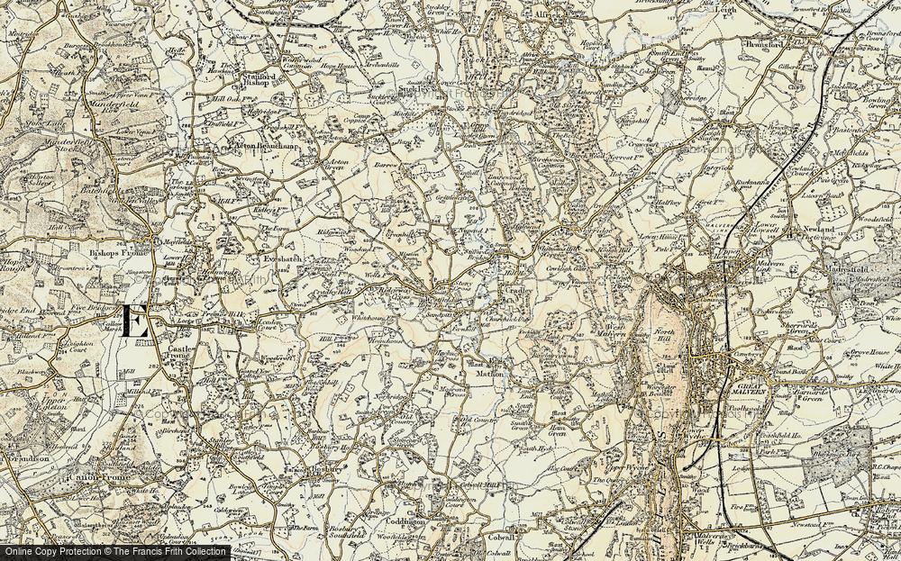 Westfield, 1899-1901